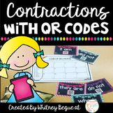 Contractions with QR Codes