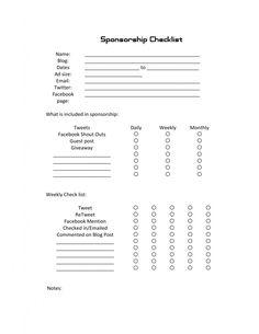 Event Sponsorship Letter Example  Event Sponsorship Proposal