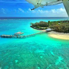 Heron Island, Queensland, Australia — by Mark Fitz