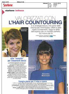 Sul #magazine @Starbene i consigli del Direttore Artistico di #Mitú #StefanoMilani per valorizzarsi con l' #HairCountouring!   #hair #hairstyle #hairtrend #hairstyling #hairstylist #haircare #starbene