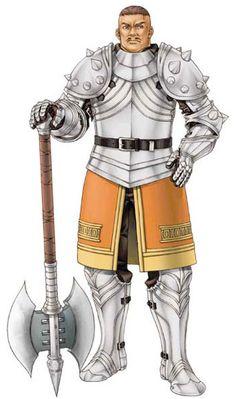 Leo - Characters & Art - Suikoden III