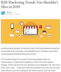marketing trends you need to know to grow your business! Learn about AI, Blockchain, LinkedIn and Content marketing trends in Social Media Training, Competitor Analysis, In 2019, Growing Your Business, 2000s, Content Marketing, Change, Trends, Facebook