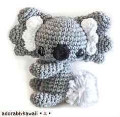 Ravelry: adorablykawaii's Koala Amigurumi