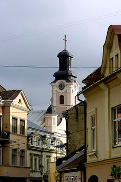 Uzhorod, Transcarpathia, UKRAINE
