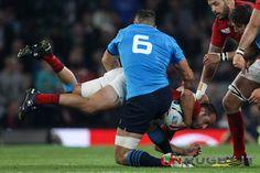 RWC: Francia-Italia, foto di Sebastiano Pessina - On Rugby