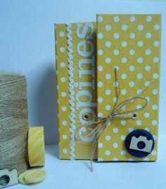 DSC04179 Mini Albums, Calendar Notes, New Pins, Scrap, Paper Crafts, Minis, Fun, How To Make, Recipe