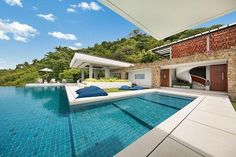 Exclusively Managed by Luxury Villas & Homes Koh Samui Thailand, Phuket, Luxury Villa, Luxurious Bedrooms, 5 Star Hotels, Vacation, Outdoor Decor, Blue, North Coast