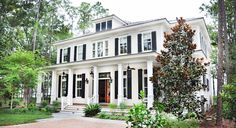 gorgeous colonial