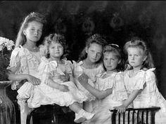 Family gallery - Tatiana Romanova - the last fairytale princess