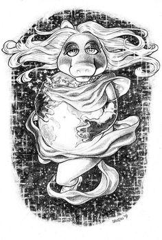 Miss Piggy Gaia