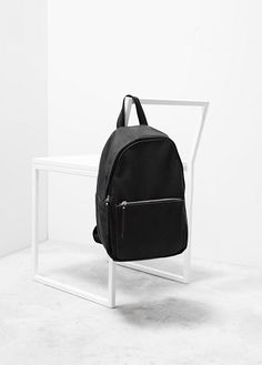Pebbled backpack #FW14 #NEW #COLLECTION