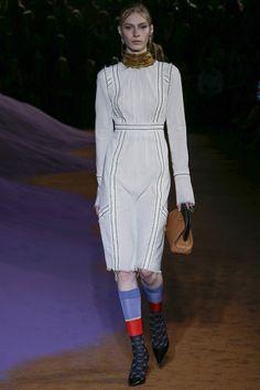 Défilé Prada printemps-été 2015 #mode #fashion