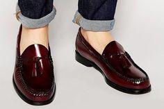 G.H. Bass Tassel Loafers
