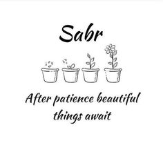 If you wanna know whats the bautiful thing is on it. Just tryna to be patience. Bec your patience, your struggle, you r not only get surprise from Allah, but reward indeed. Islamic Quotes, Muslim Quotes, Islamic Inspirational Quotes, Religious Quotes, Islamic Art, Inspiring Quotes, Sabr Islam, Islam Quran, Islam Muslim
