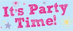 Pike Fold Primary School: KS1 Party