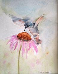Watercolours - Art by Barbra Joan
