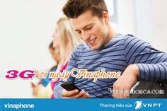 Đăng ký 3G 1 ngày Vinaphone cho thuê bao di động