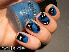 Everyone loves #cats and everyone loves #nailart. Put it together and you get amazingness. http://www.ivillage.com/best-nail-art-teen-and-tween-girls/6-a-527284#