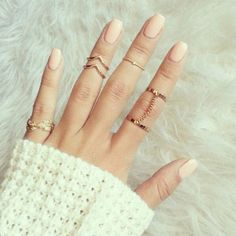 SALE! Gold Tone 6 Piece Midi Ring Set - Knuckle Rings, Stack Above, Chevron Dainty Rings - Free UK Delivery! by KOELdesign on Etsy https://www.etsy.com/listing/261485445/sale-gold-tone-6-piece-midi-ring-set