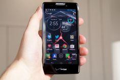 Motorola Droid Razr Maxx HD //  ?