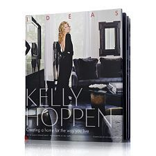 Kelly Hoppen Ideas Creating a Home Hardback Book - take a closer look
