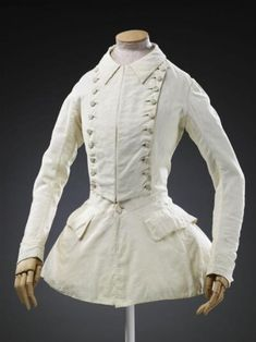 18th Century Dress, 18th Century Costume, 18th Century Clothing, 18th Century Fashion, Historical Costume, Historical Clothing, Gilet Costume, Riding Habit, Coats For Women