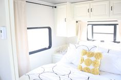 Camping in Cute Campers - Cody and Audra Wright | Squirrelly Minds