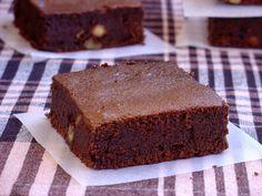 El mejor brownie del mundo