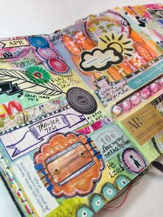 """""""Every Life Has a Story!"""" - {Roben-Marie Smith} - The Documented Life Project WeeklyPages..."""
