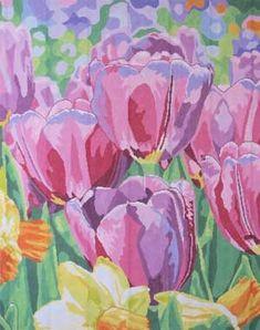 Jean Smith: Spring Garden