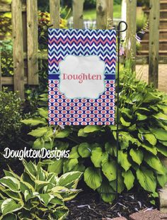 Personalized Garden Flag, Spring Garden Flag, Easter Garden Flag, Yard  Flag, Garden