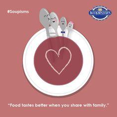 Family #Soupisms