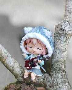 Kawaii Sonico singing in a tree >v< -- #supersonico #sonico #figure #nendoroid #kawaii #cute #anime #manga #otaku See more from @Kixkillradio in otakumode.com/kixkillradio