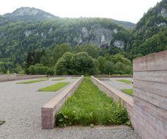 Islamic Cemetery in Altach / Bernardo Bader