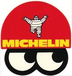 vintage michelin ad