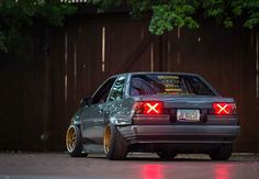 #Toyota #Corolla #AE86 #Coupe #Modified #Slammed #JDM   Custom taillights