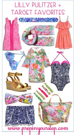 Lilly Pulitzer + Target