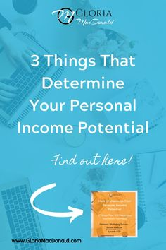 Would you like to make more💲💲, while doing less❓ Sounds crazy. Who wouldn't, right???? Today I'm going to share with you... HOW TO MAXIMIZE YOUR PERSONAL INCOME POTENTIAL Knowing and having these 3 things is what has enabled me to build a 7+ figure business in under two years. And... Personally recruit 75 people in about 5 1/2 weeks, and build a team of over 150 people in under 8 weeks.