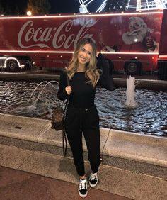 "3,469 Likes, 19 Comments - Naomi Genes (@naomigenes) on Instagram: ""Yay I seen the Coca-Cola Lorry """
