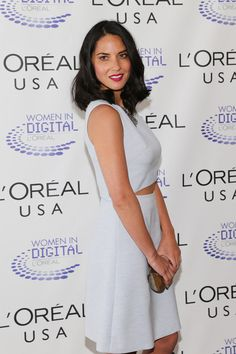 Olivia Munn attends The L'Oreal USA Women In Digital 'NEXT' Generation Awards Ceremony at Three Sixty Degrees on July 17, 2013 in New York City.