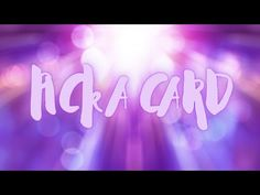 #pickacard 🔮 Lichtcodes #oraclecards - YouTube Oracle Cards, Decks, Sparkle, Neon Signs, Love, Youtube, Amor, Front Porches, Deck