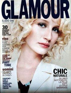 GLAMOUR Italia - Nº 60 - February 1997 Glamour France, 80s And 90s Fashion, Glamour Magazine, Supermodels, Magazine Covers, February, Italy