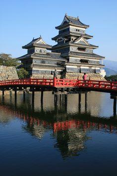 Matusmoto castle Japan