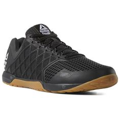 00e3779a2e8155 Reebok Men s CrossFit Nano 4.0 in Black   White   Rubber Gum Size 10.5 -  Training