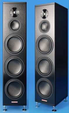 Hifi Speakers, Monitor Speakers, Bookshelf Speakers, Audio Design, Speaker Design, Floor Standing Speakers, Third Way, Loudspeaker, Audiophile