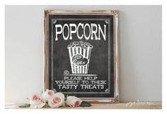 Instant 'POPCORN Please help yourself to these tasty