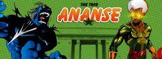 Leti Arts releases pilot issue of Ananse superhero comic through Leti Center mobile app