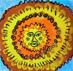 Georgetown Elementary - 1st Grade Aztec Suns