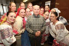 Štefan Nosáľ - Lúčnica Folklore, Famous People, Christmas Sweaters, Strong, Country, Couple Photos, Couples, Fashion, Couple Shots