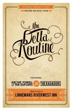 The Delta Routine by Ryan Lynch